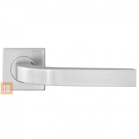 Дверные ручки MVM S-1134 Qvadro SS (нержавеющая сталь)