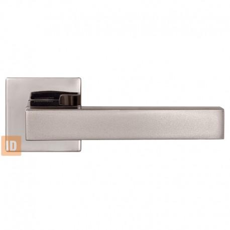 Дверные ручки MVM Z-1410 BN/SBN (черный никель/матовый черный никель)