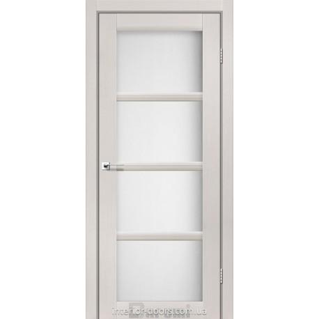 Двери Avant Darumi дуб ольс со стеклом (сатин матовый)