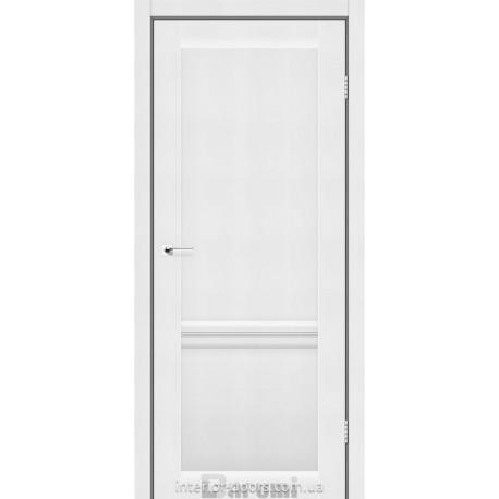 Двері Galant GL-02 Darumi білий матовий глухе