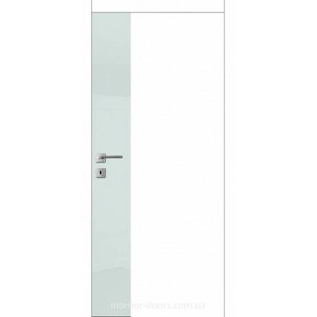 Двери Авангард Futura FТ.9.S со стеклом Лакобель белое, черное или крашеное по RAL