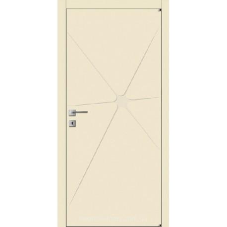 Двері Авангард Imagine A23.F фарбування по RAL глухе з фрезеруванням