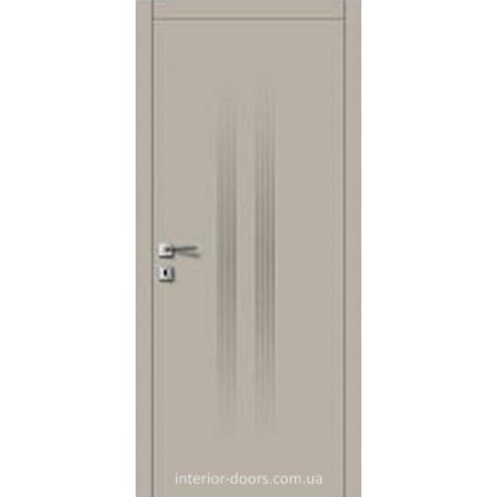 Двері Авангард Imagine A17.2.F фарбування по RAL глухе з фрезеруванням
