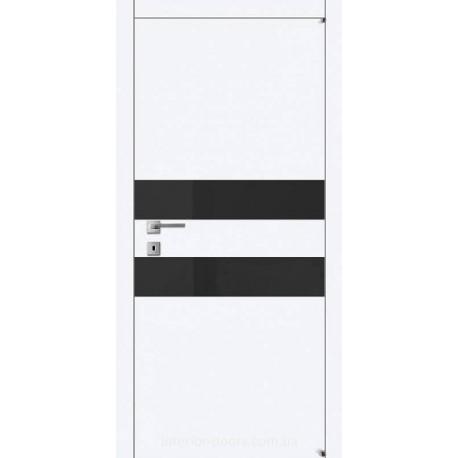 Двері Авангард Style А2.2.L зі вставкою шпон