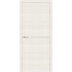 Двері Молдинг М01 Оміс дуб Bianco Line глухе + молдинг