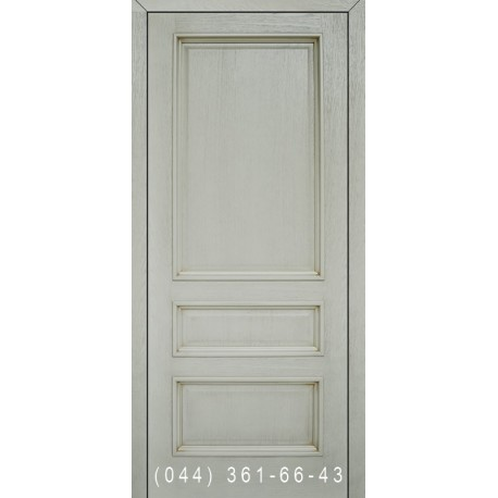 Двери Подольские Тифани песочная патина глухое
