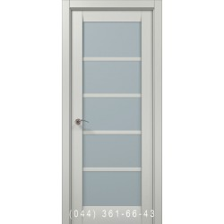 Двери Millenium ML-15с Ясень белый