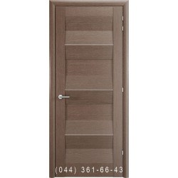 Двері Vivo Porte Неаполь 20(42).35 дуб димчатий глухе