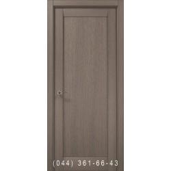 Двери Millenium ML-00Fс Дуб серый брашированный