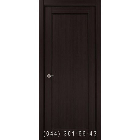 Двери Millenium ML-00Fс Венге