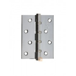 Петли дверные Gavroche GR 100x75x2,5 мм, B4 CP (хром)