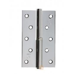 Петлі дверні Gavroche GR 125x75x2,5 мм, B1 (L/R) CP (хром)