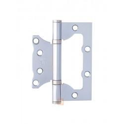 Петлі дверні Gavroche GR PLAT 100x75x2,5 мм, B2 CP (хром)