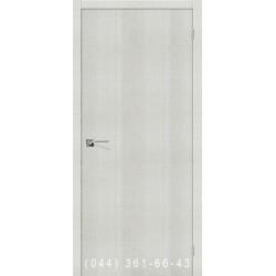 Інтер'єрні Двері Порта 50 бианко глухе