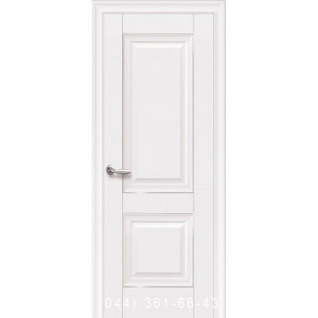 Двери Имидж белый матовый глухое