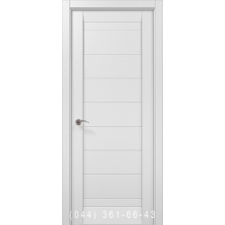 Двери Millenium ML-04с Белый матовый