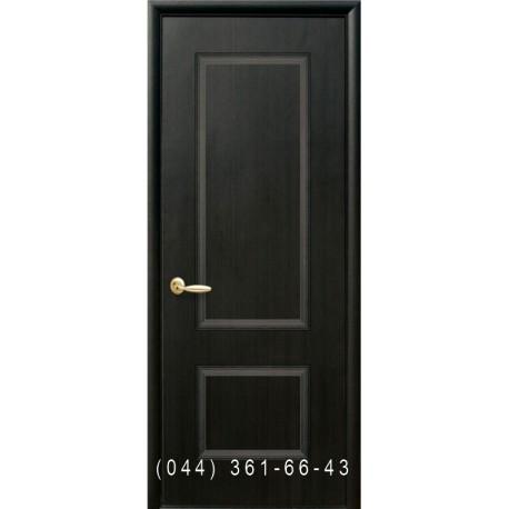 Двери Порта венге new глухое