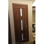 Установка дверей Лаура Новий Стиль золота вільха