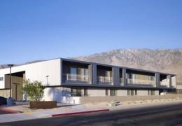 Дом из отходов превращается в элитное жилье при помощи стекла
