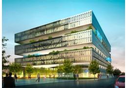 Samsung строит офисы-сады в США
